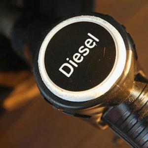Boat diesel Lough Derg